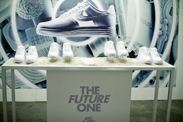 Nike Air Force 1 Launch | Creative concept, exhibition design and brand activation. amBUSH Gallery, Waterloo, Sydney for Nike
