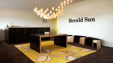 Herald Sun Bird Cage Marquee | Event and hospitality space design, production. Spring Carnival, Flemington for BTTB