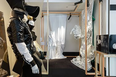Emerging Designer Exhibition | Exhibition Design for Melbourne Spring Fashion Week