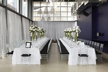 Alto at GPO | Function space design and project management GPO, Melbourne for Damm Fine Food