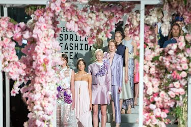 Spring Fashion Week - Opening Runway | Event set Design for Melbourne Spring Fashion Week