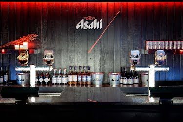 ASAHI X Dark MOFO | Event design and Production Dark Mofo Night Mass, MONA, Tasmania for Asahi Premium Beverages