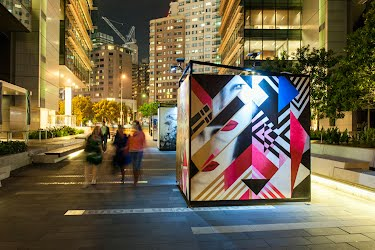 Open | Exhibition Design for Darling Quarter