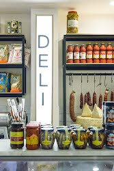 Lygon Food Store | Restaurant interior design, joinery and fit-out. Lygon St, Carlton for Lygon Food Store