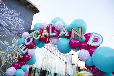 MECCALAND FESTIVAL 2018 | Event design, project management and production Melbourne for Mecca Cosmetica