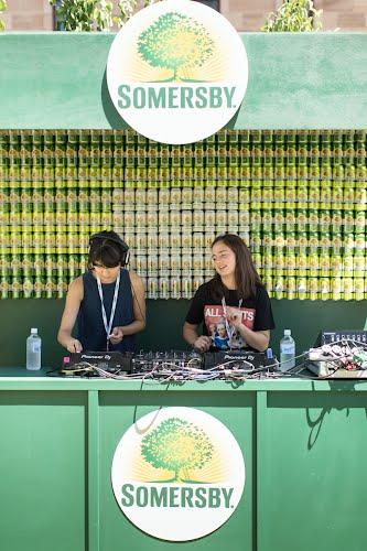 Somersby Wondermaze at Laneway | Somersby Brand Activation SCA and Callan Park, Sydney for Asahi Premium Beverages