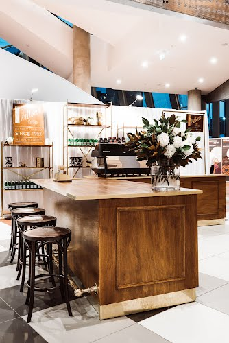 Vittoria Coffee Cart | Mobile cafe design and manufacture. Melbourne, Victoria for Dot Dot Dash