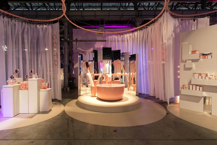 Go-To at Meccaland 2019 | Cosmetics retail exhibition activation. Technology Park, Sydney for Go-To