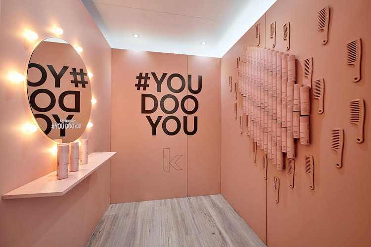 Kevin Murphy Selfie Booth  | SELFIE MOMENT Melbourne  for Kevin Murphy