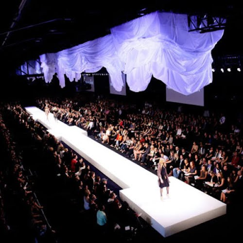 LMFF 2009 - 2011 | Runway set design and production. Melbourne, Victoria for LMFF