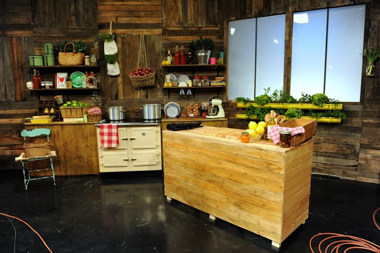 Love to Share | Television set design and build. Melbourne, Victoria for Love to Share