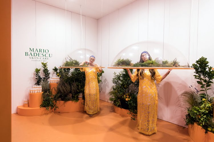 Mario Badescu at Meccaland 2019 | Cosmetics retail event activation. Technology Park, Sydney for Mario Badescu