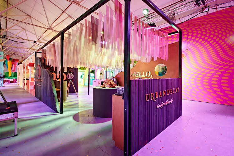 MECCALAND FESTIVAL 2018 - BRAND BOOTHS | BEAUTY BOOTH FUN! Melbourne for Mecca