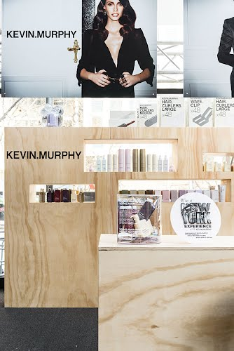 Kevin Murphy MSFW Activation | Brand activation concept, build and production. City Square, Melbourne for Melbourne Spring Fashion Week