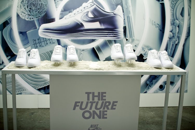 Air Force 1 Launch | Creative concept, exhibition design and brand activation. amBUSH Gallery, Waterloo, Sydney for Nike