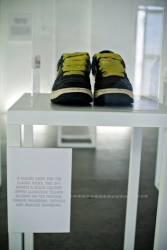 Air Force 1 Launch   Creative concept, exhibition design and brand activation. amBUSH Gallery, Waterloo, Sydney for Nike