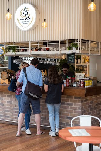 CRICKETERS ARMS- Pineapple Hotel and The Fox | Interior design, build and project management. Pineapple Hotel, Brisbane. Backyard Burger Kitchen - Sydney  for Asahi Premium Beverages
