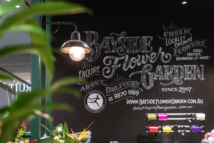 Bayside Flower Garden | Retail interior design, project management Eastland Shopping Centre, Ringwood for Bayside Flower Garden