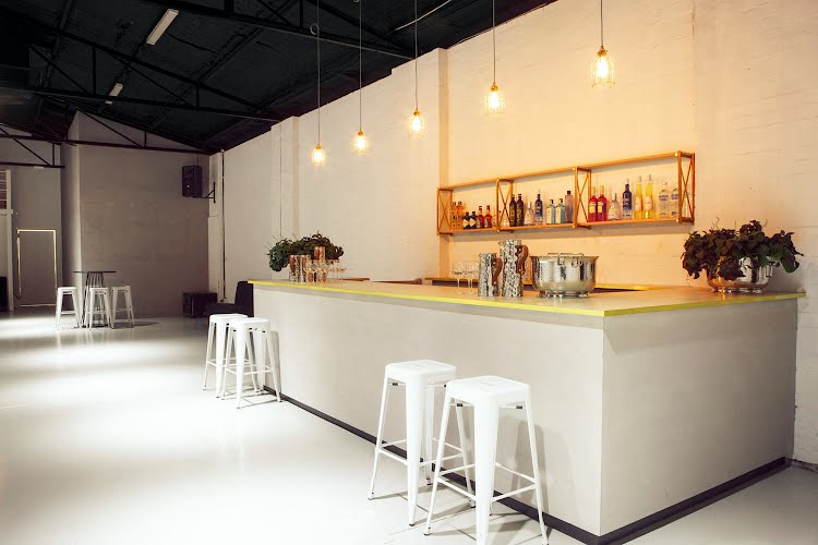 Ellis St Studio | Function space and bar design. Chapel St, South Yarra for Damm Fine Food
