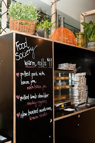 The Food Project | Pop-up hospitality design and production. Darling Park, Sydney for Darling Park