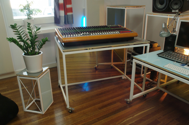 Studio Fitout | Interior and furniture design, project management. South Melbourne, Victoria for Electric Dreams