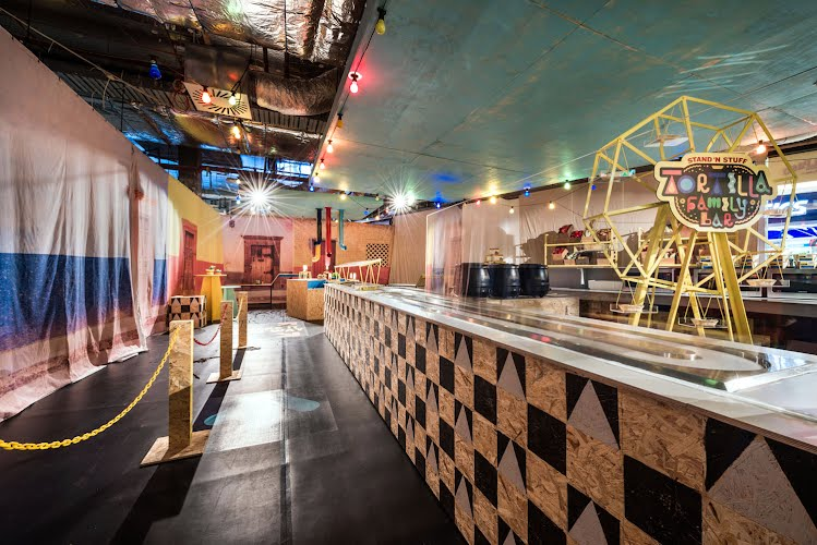 Old El Paso | Popup restaurant design, production and fit-out. QV, Melbourne for Old El Paso