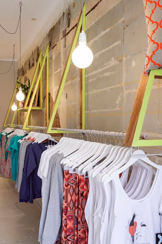 Chapel St Store | Retail interior design, joinery and fit-out. Chapel St, South Yarra for Sleep 'n Round