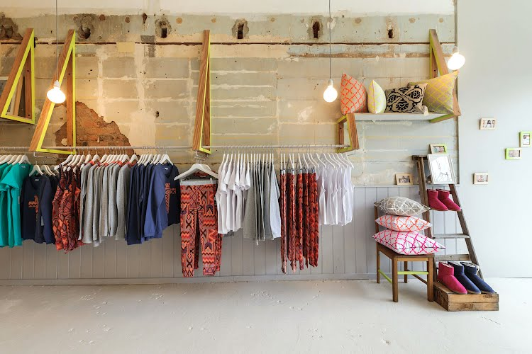 Chapel St Store   Retail interior design, joinery and fit-out. Chapel St, South Yarra for Sleep 'n Round