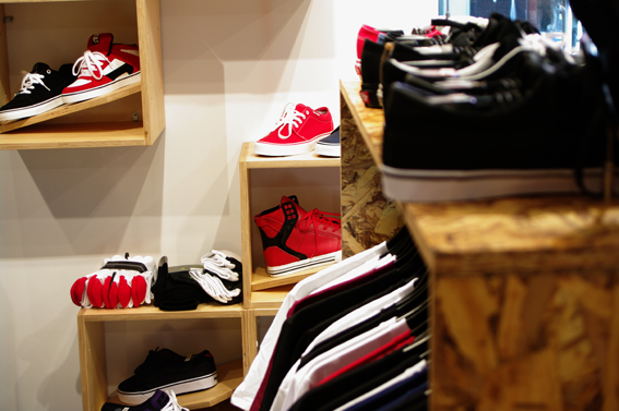 Chapel St Store   Retail interior design and project management. Chapel St, South Yarra for Street Machine