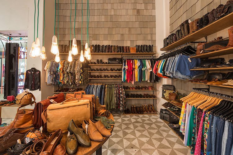 Vintage Sole | Retail interior design, build and fit-out Cathedral Arcade, Flinders Lane, Melbourne for Vintage Sole
